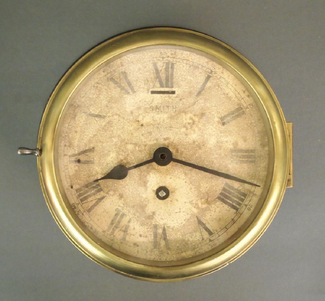 Smith marine clock