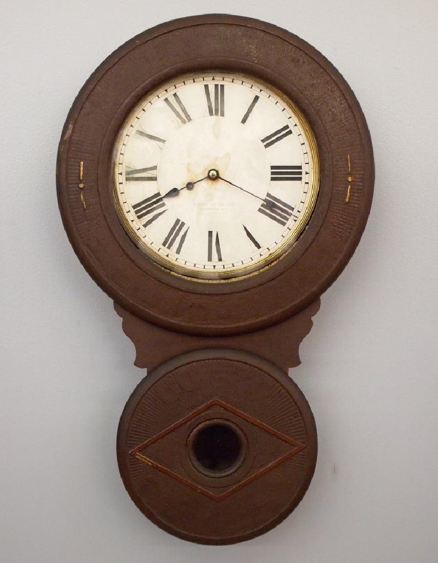 Baird's wall clock