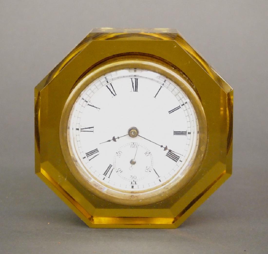 2 Welch Jewel Novelty clocks