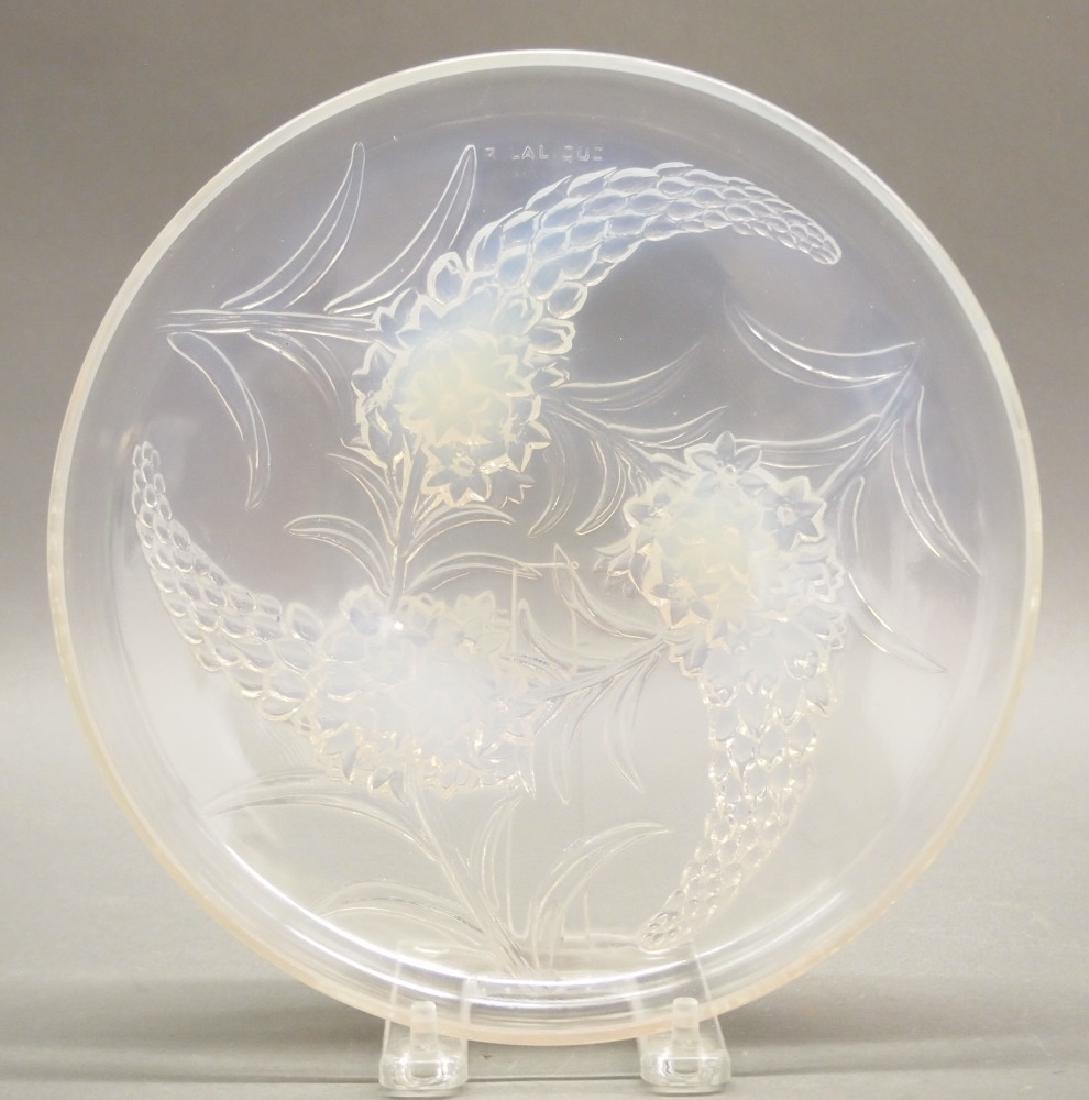 R. Lalique Veronique bowl