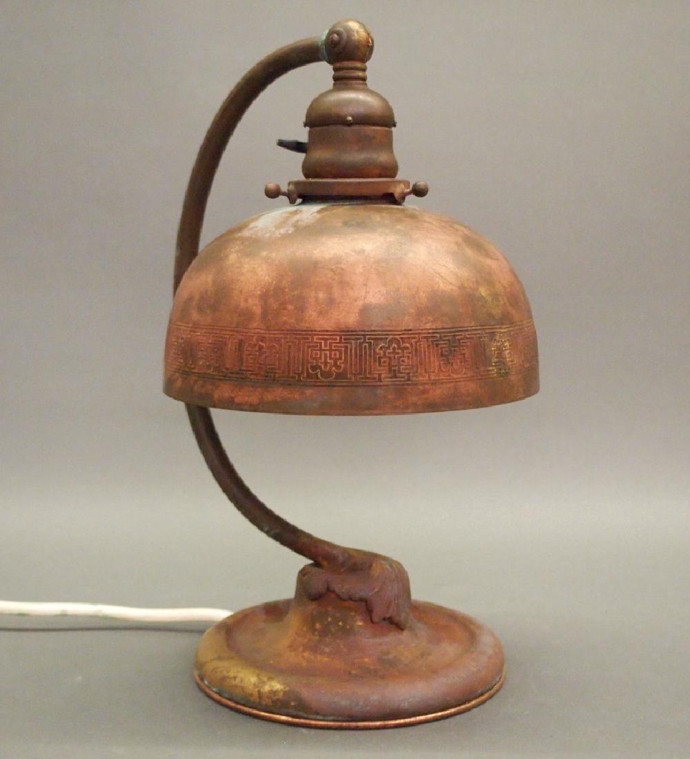 Tiffany Studios Desk Lamp