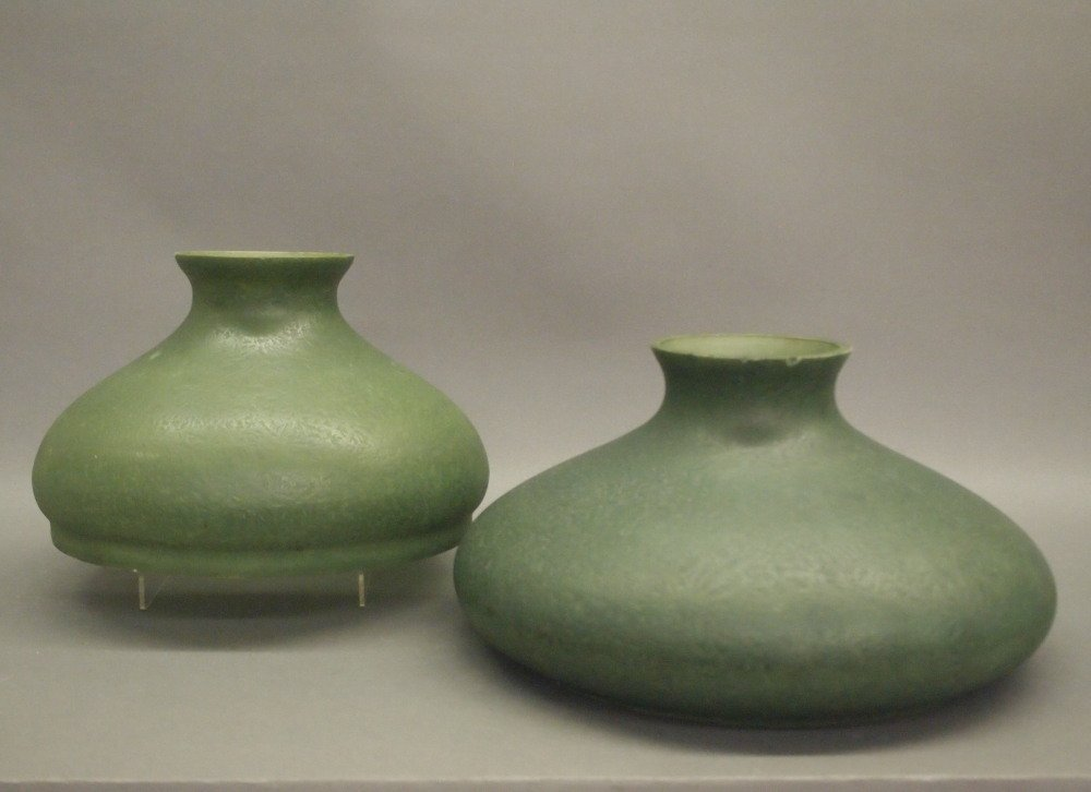 2 Handel Green Mosserine Shades