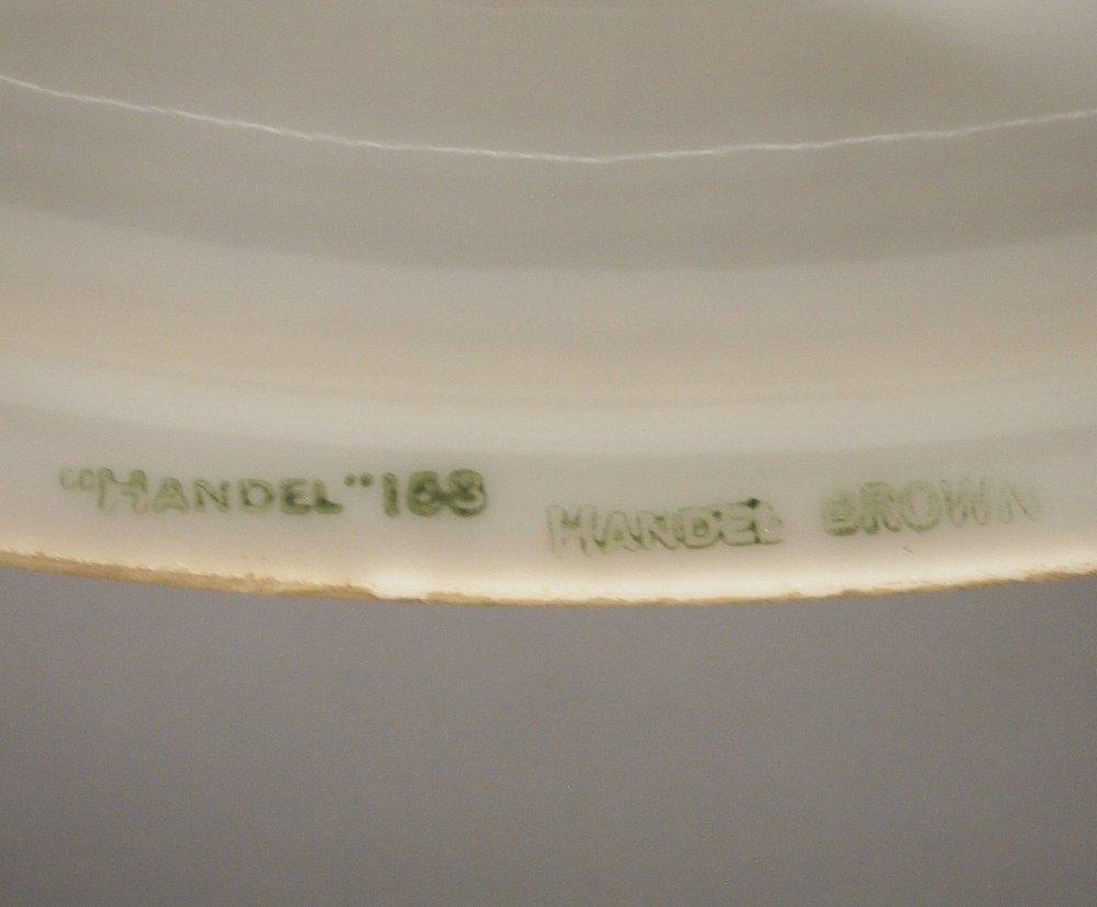 Handel Brown Mosserine Shade - 2