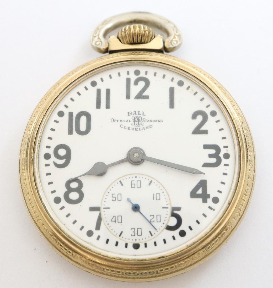 Ball-Hamilton 999B Railroad watch