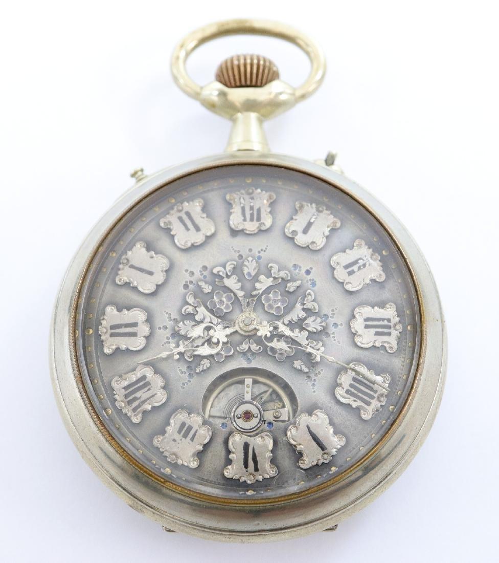 Swiss Musical pocket watch