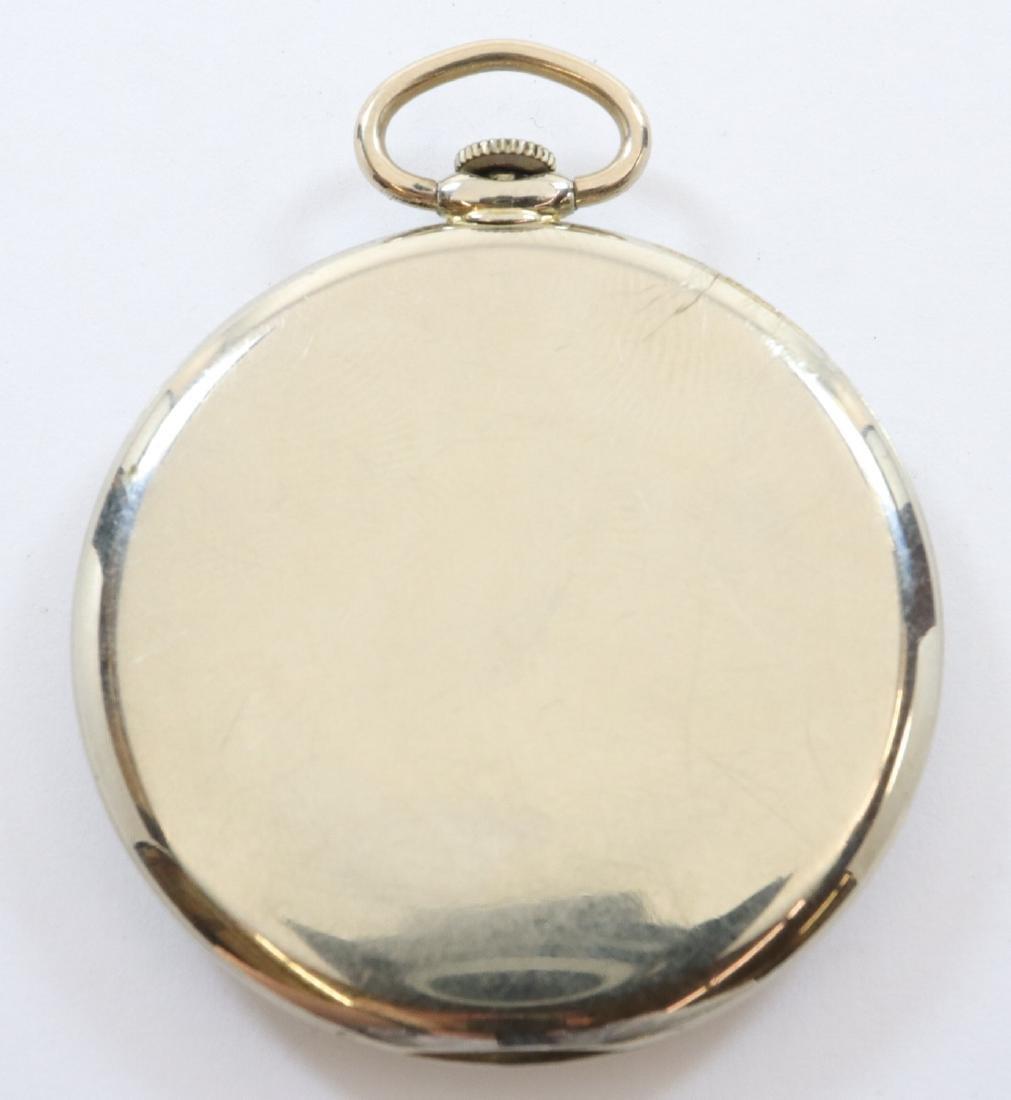 Audemars Piguet 18k Gold pocket watch. - 3