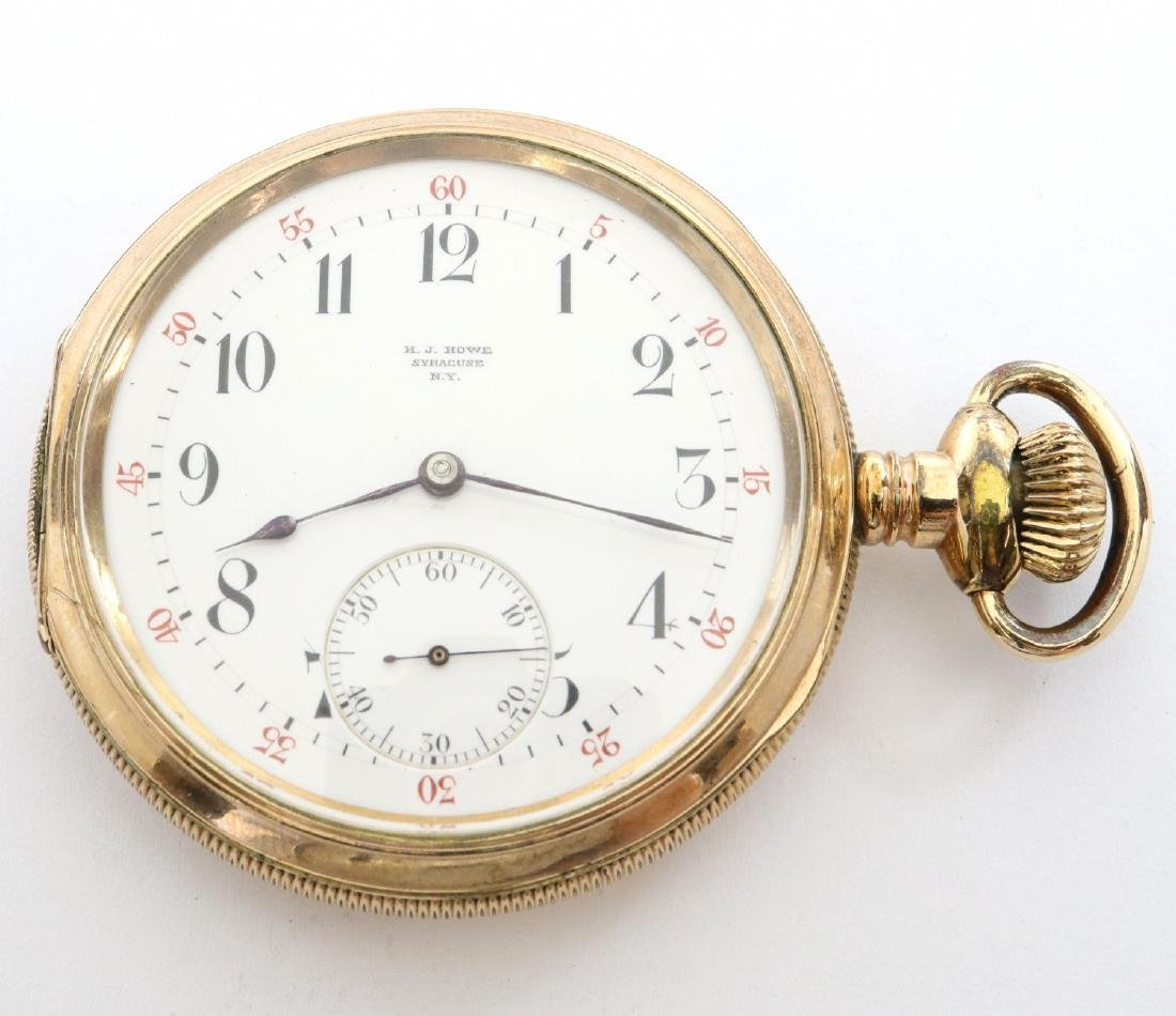 Swiss Private label pocket watch