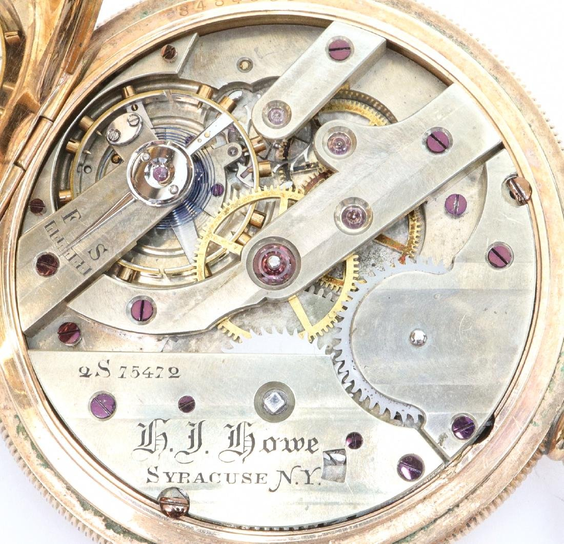 Swiss Private label pocket watch - 2