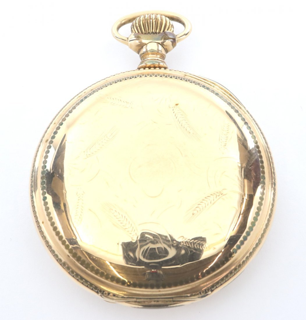 """Elgin """"Father Time"""" pocket watch - 3"""