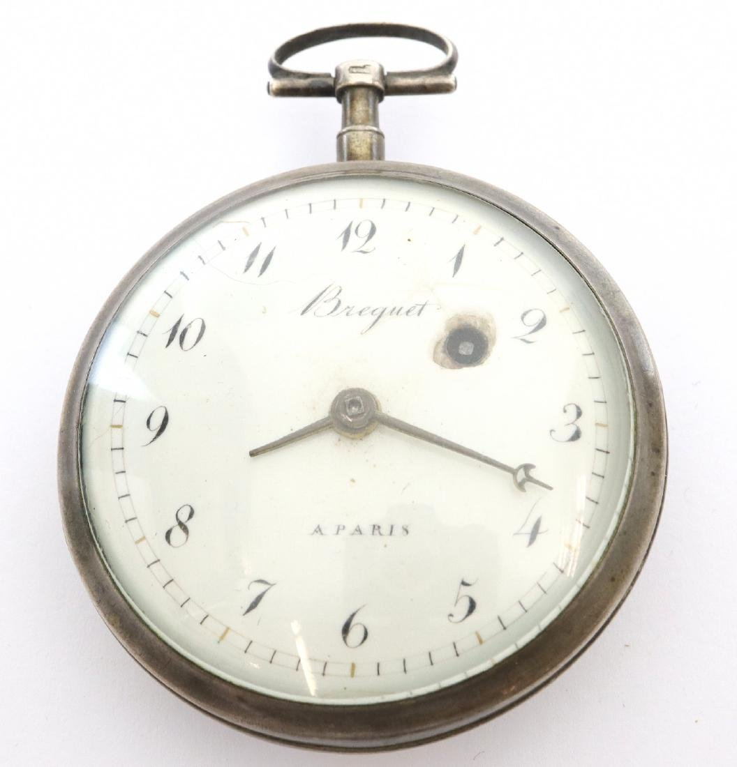 Early French pocket watch