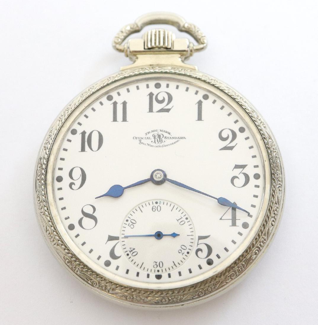 Ball-Hamilton Railroad watch
