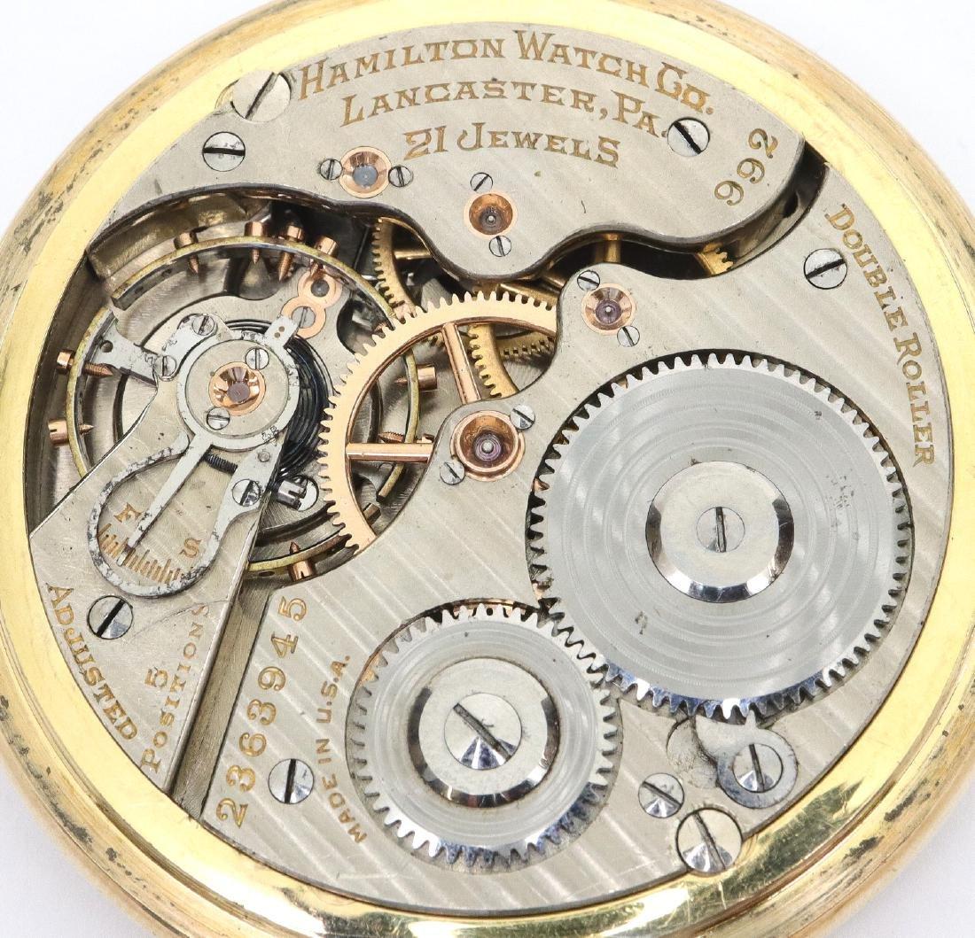 Hamilton 992 Railroad watch - 2