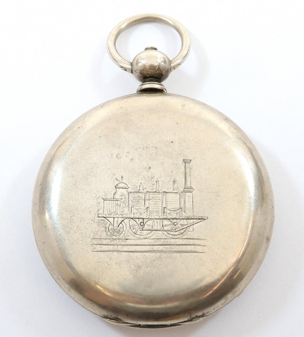 T. H. Cooper, London pocket watch