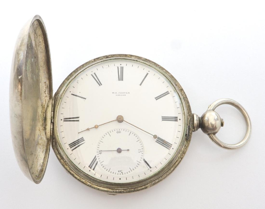 T. H. Cooper, London pocket watch - 2