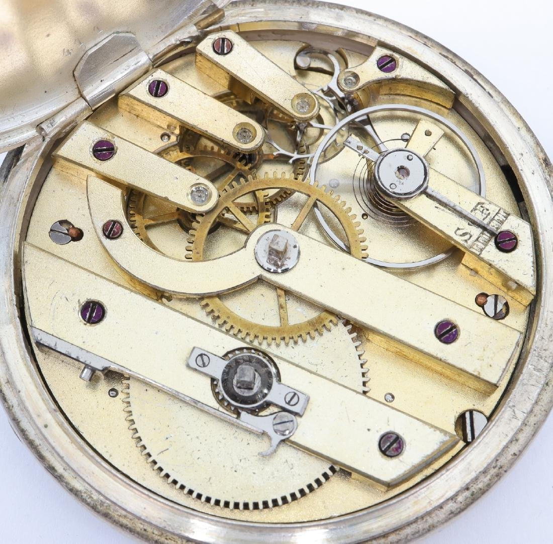 T. H. Cooper, London pocket watch - 3