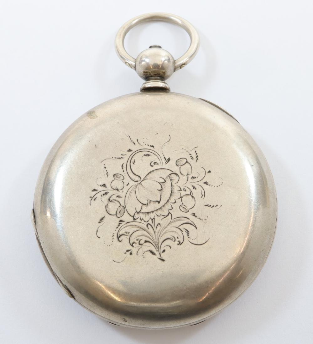 T. H. Cooper, London pocket watch - 4