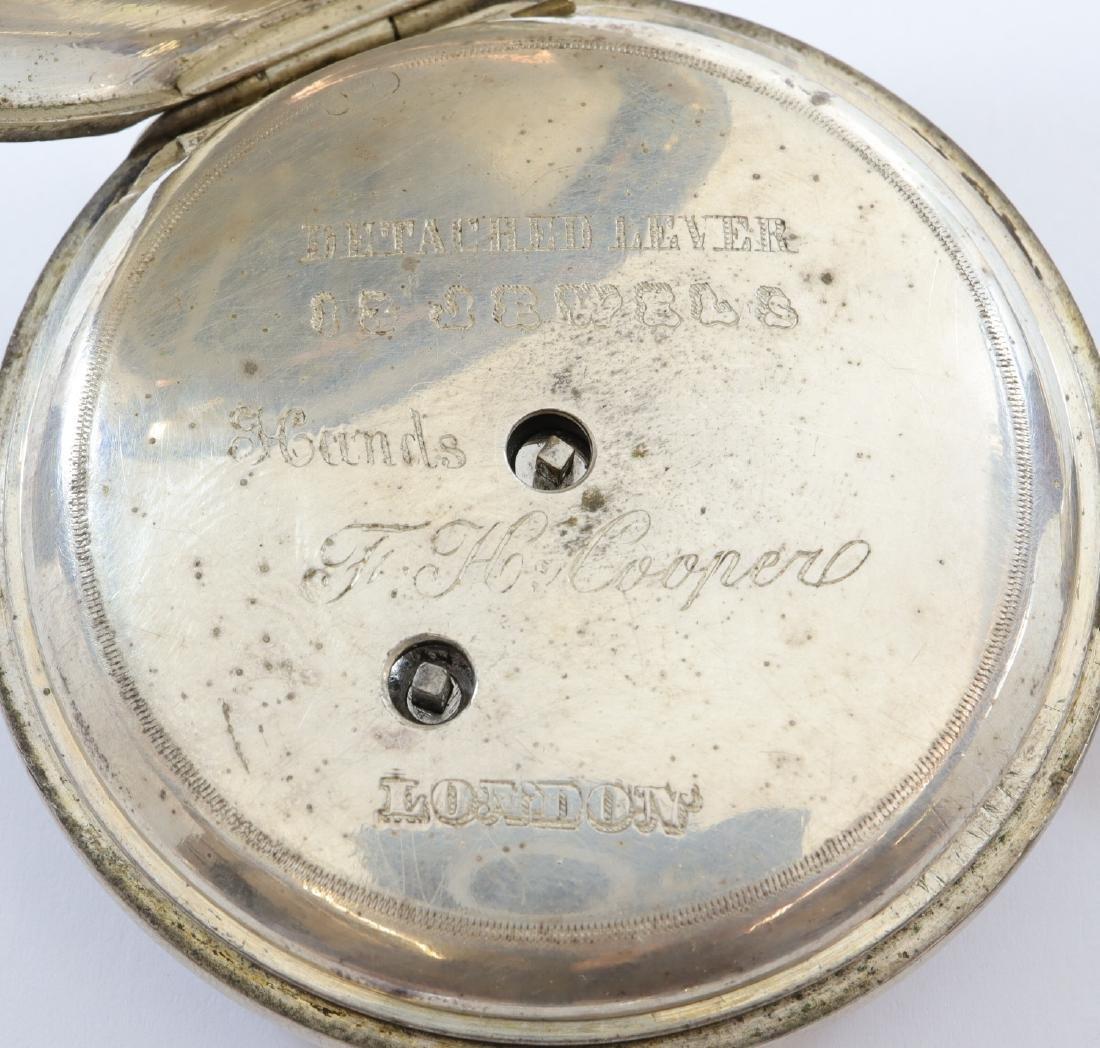 T. H. Cooper, London pocket watch - 5