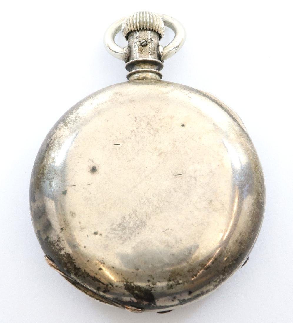 "Illinois ""Columbia"" pocket watch - 3"