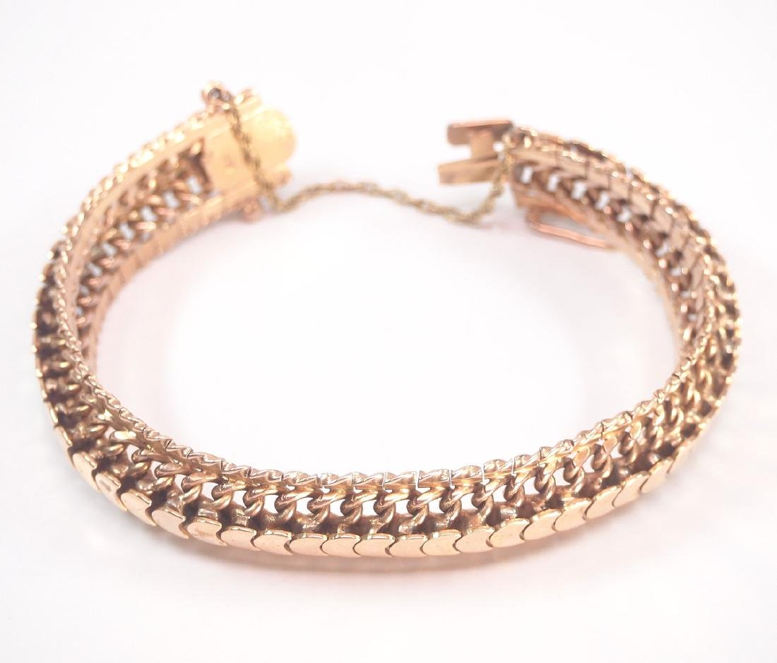 18 kt yellow gold Bracelet