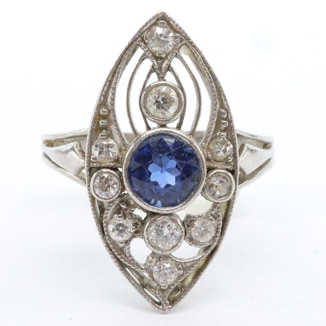 Art Deco Era Ring