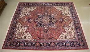 Indo Persian Tabriz rug