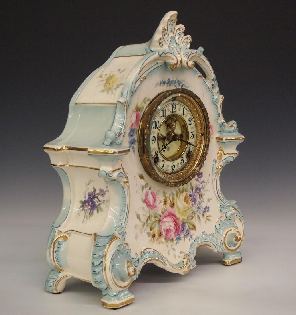 Ansonia China clock - 2