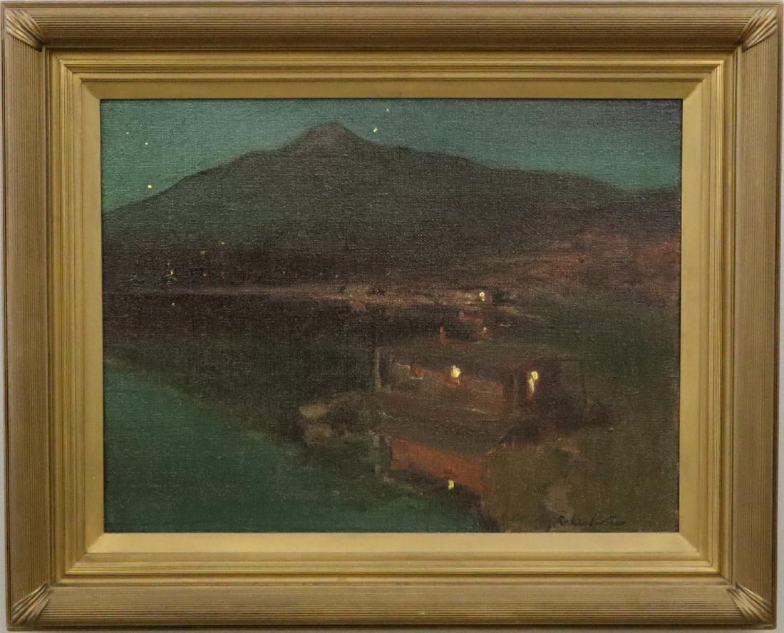 Charles Rollo Peters Landscape
