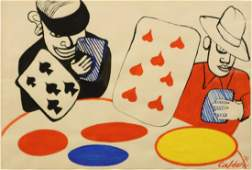 Alexander Calder Painting