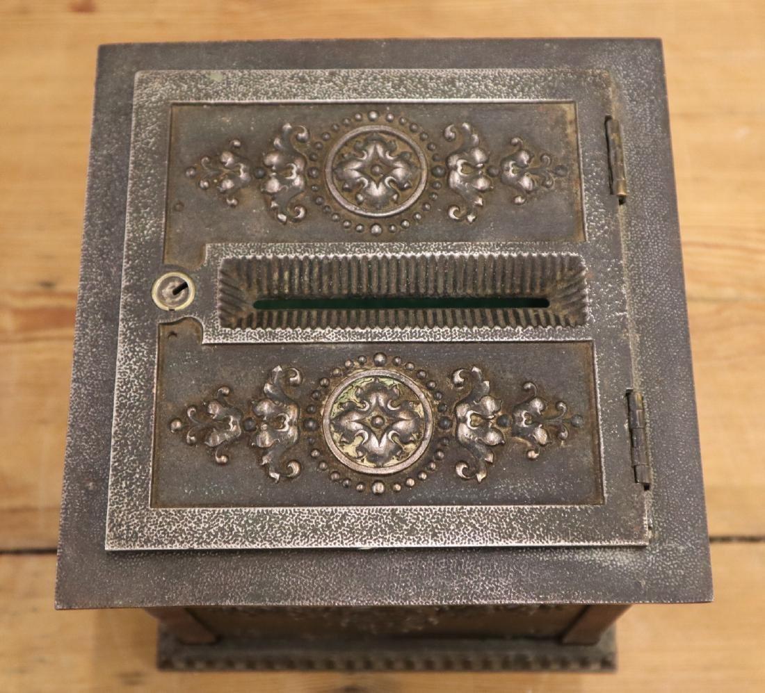 National Cash Register Ticket Box - 3