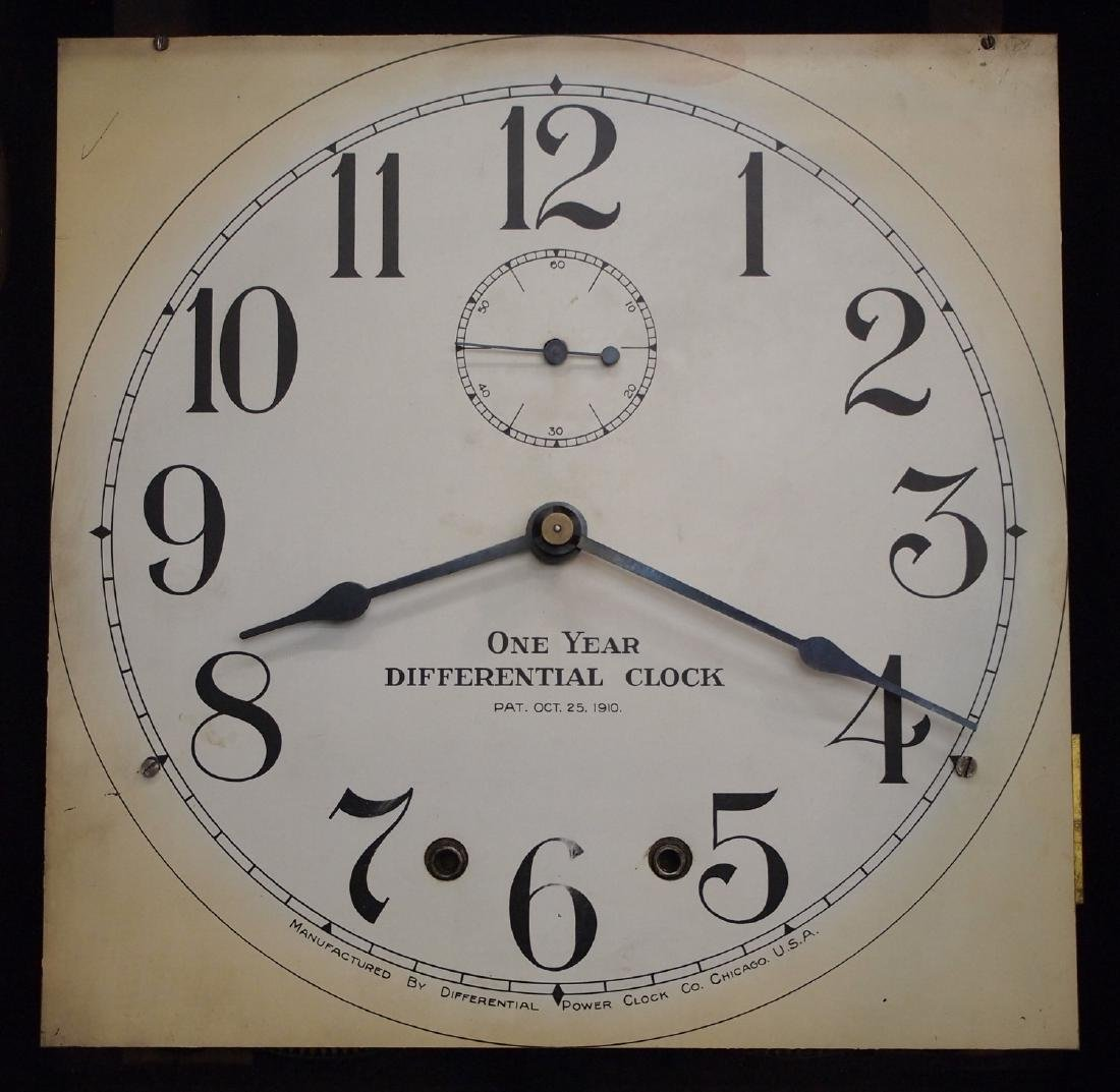 Differential Clock Co. 1 year wall clock - 2