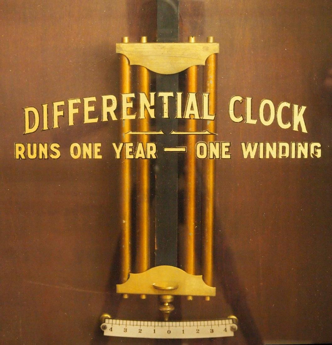 Differential Clock Co. 1 year wall clock - 5
