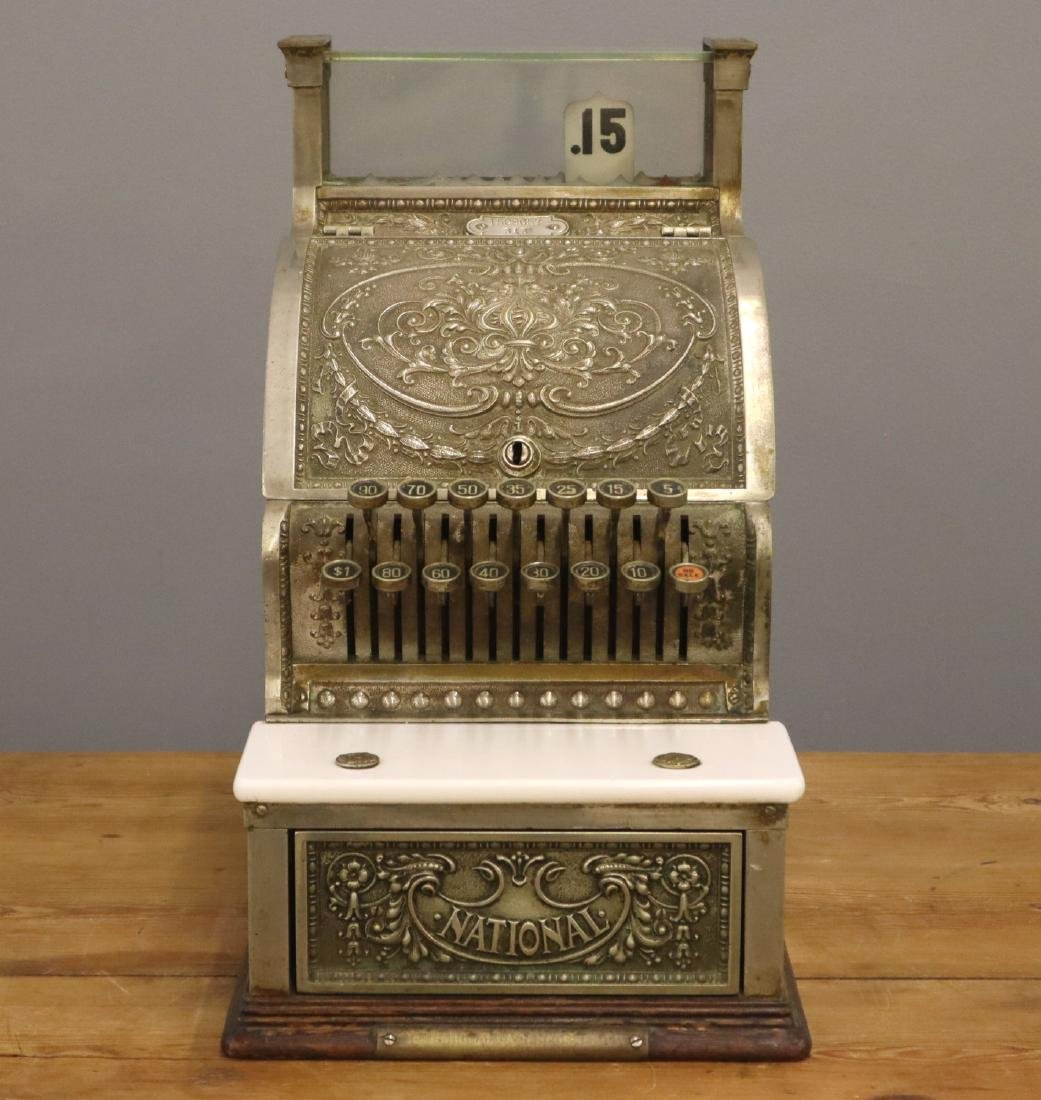 National Cash Register, Model 313 - 3
