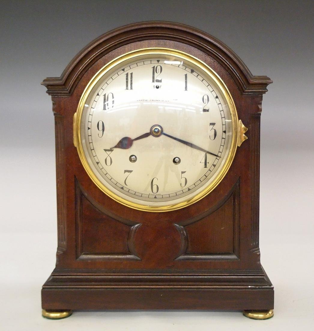 Shreve, Crump & Low Bracket clock