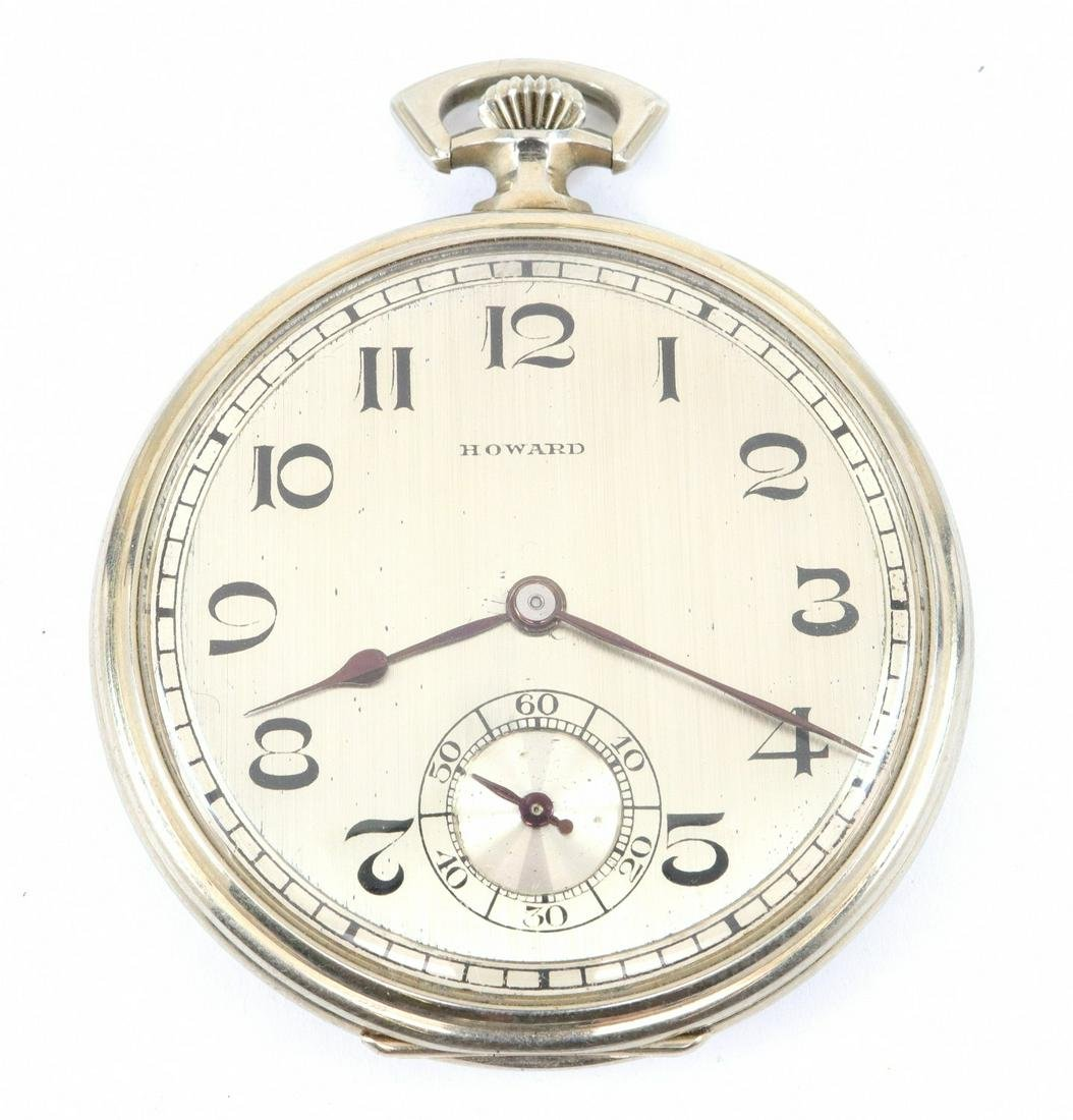 E. Howard & Co. 14k Gold pocket watch