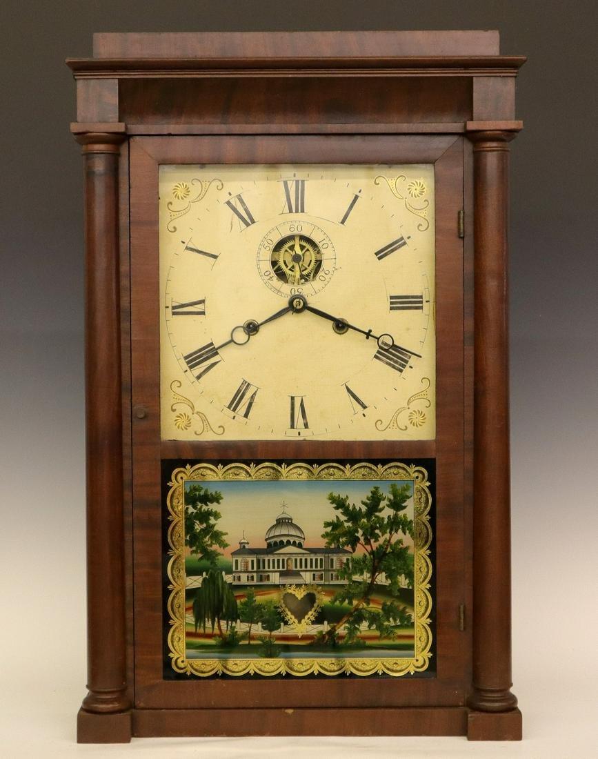 Samuel Terry shelf clock