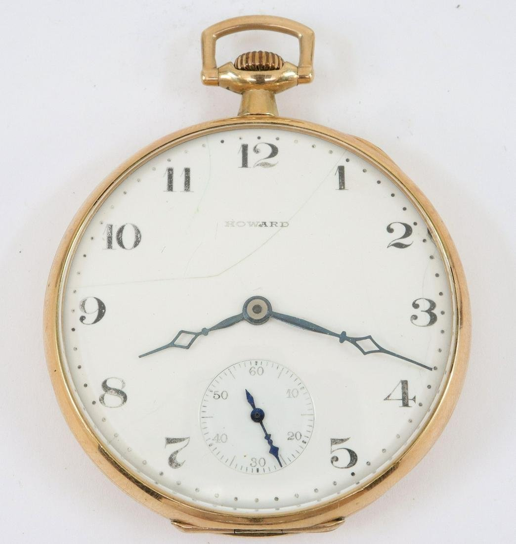 E. Howard & Co. pocket watch
