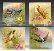 4 Victorian Aesthetic Tiles