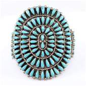 Navajo/Henry Yazzie Cuff Bracelet