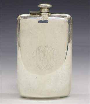 R. Blackinton & Co. Sterling Flask