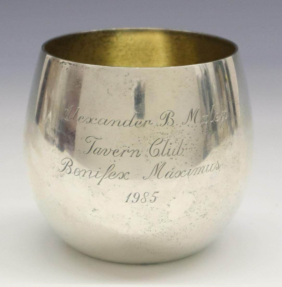 Tiffany & Co. Sterling Punch Cup