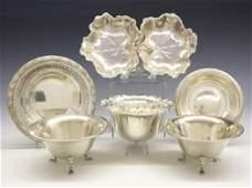 6 pcs of American Sterling Tableware