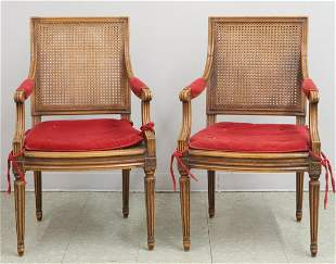 Pr. French Armchairs