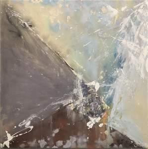 Michiko Itatani Abstract