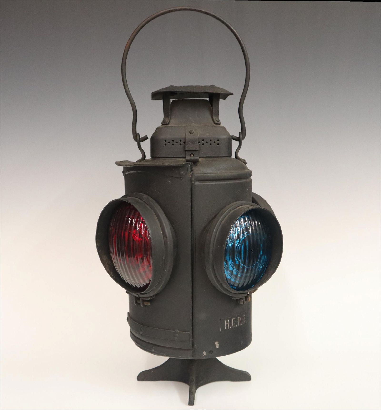 Adlake Michigan Central Railroad Signal Lantern