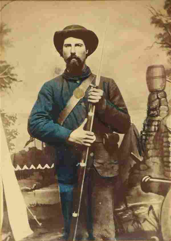 Civil War Photo of a Union Soldier
