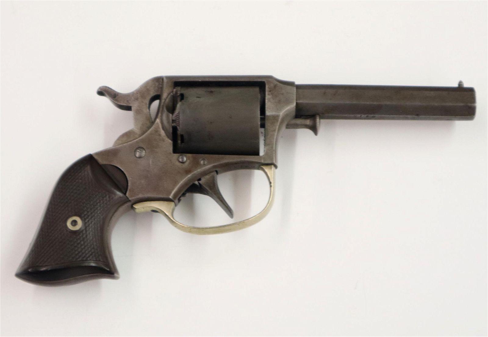 """Remington """"Rider"""" .31 Cal Pocket Pistol"""
