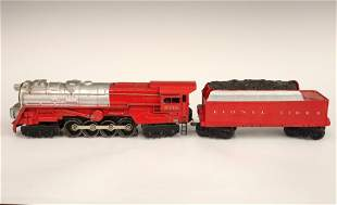 Lionel Locomotive and Tender