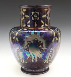 Zsolnay Pottery Vase