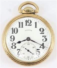 Illinois Sangamo Special Railroad Watch