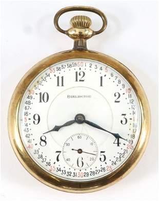 Illinois/Burlington Watch